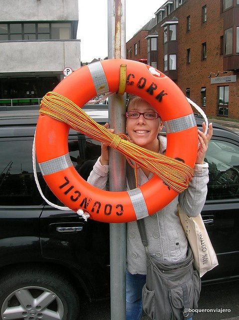 Abby tras visitar Cork, Irlanda