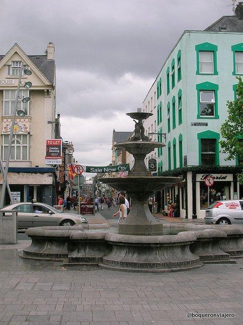 Calles de Cork, Irlanda