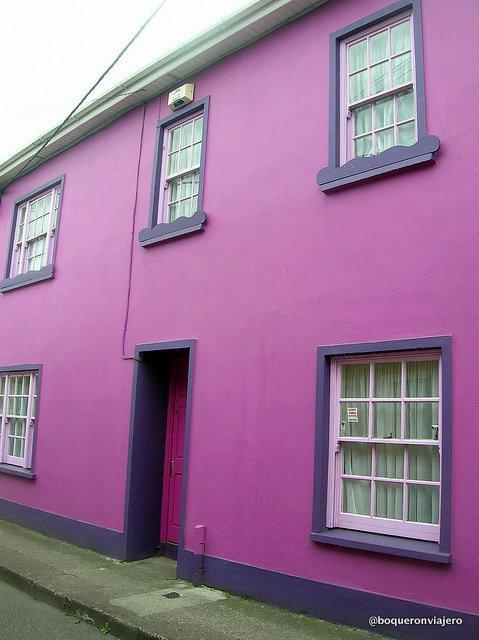 Casas de Cork, Irlanda