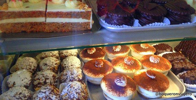 Pastelería de Hungarian Pastry Shop, Nueva York
