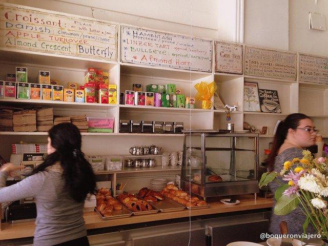 Baristas de Hungarian Pastry Shop, Nueva York