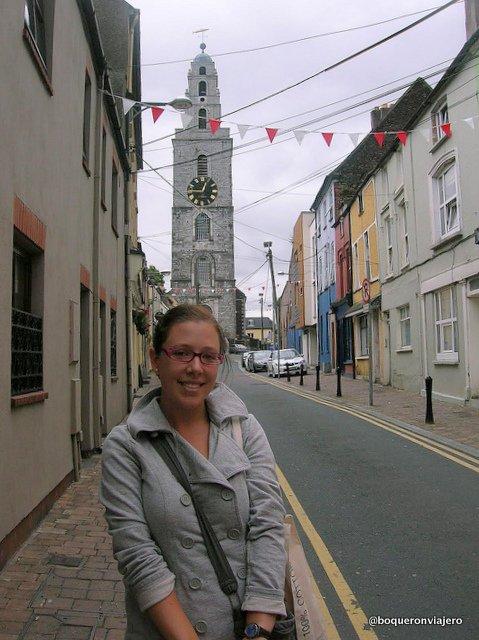 Iglesia de Shandon en Cork, Irlanda