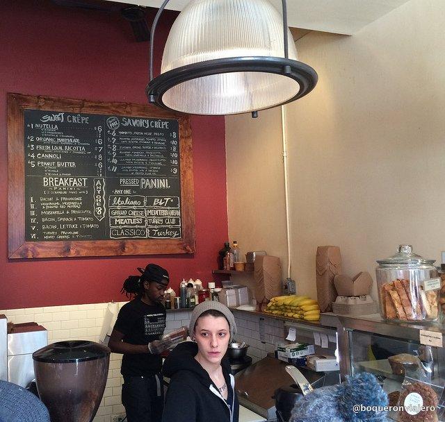 Lista de comida de Crespella Brooklyn, Nueva York