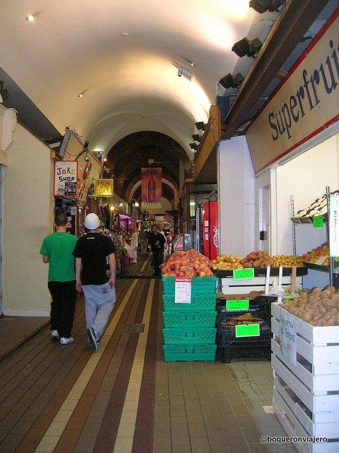 Mercado de Cork, Irlanda