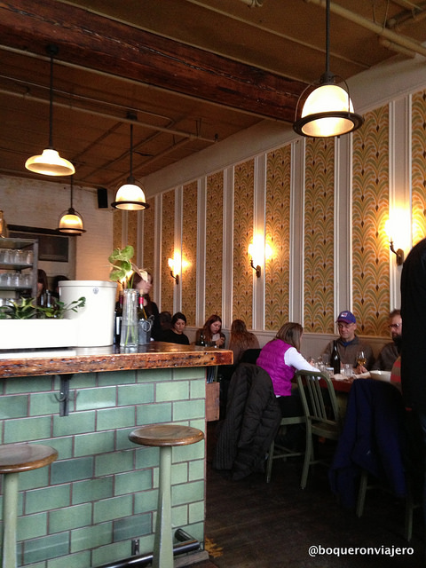 Roebling Tea Room, Brooklyn, Nueva York