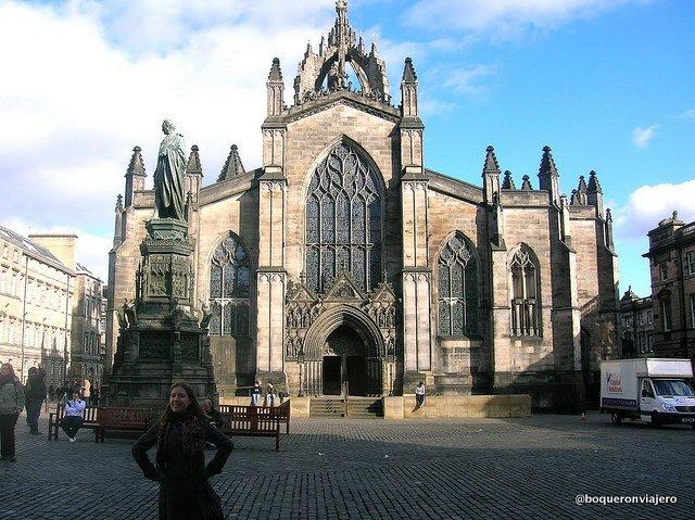 Catedral de San Giles en Edimburgo