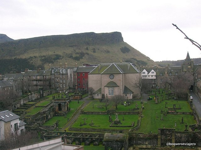El verde de Edimburgo