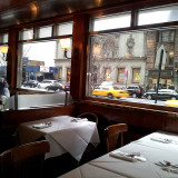 The Brooklyn Diner, junto a Central Park