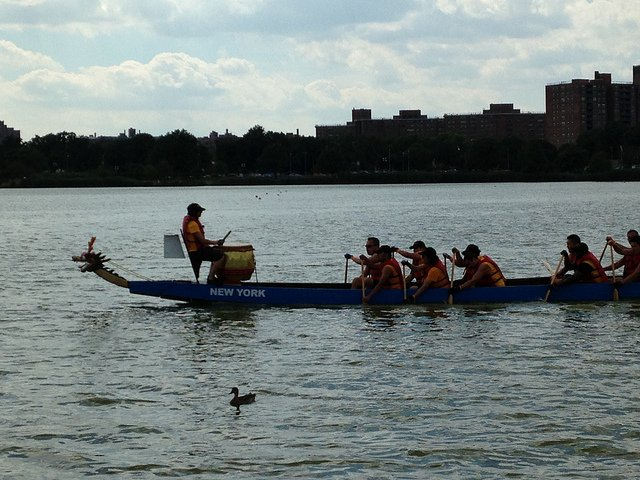 Dragon Boat Festival Queens NY
