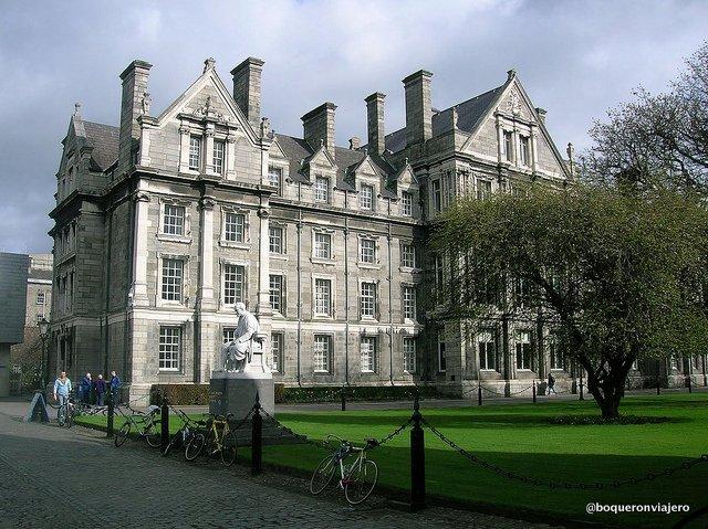 Edificio Memorial a los Graduados en Trinity College, Dublin