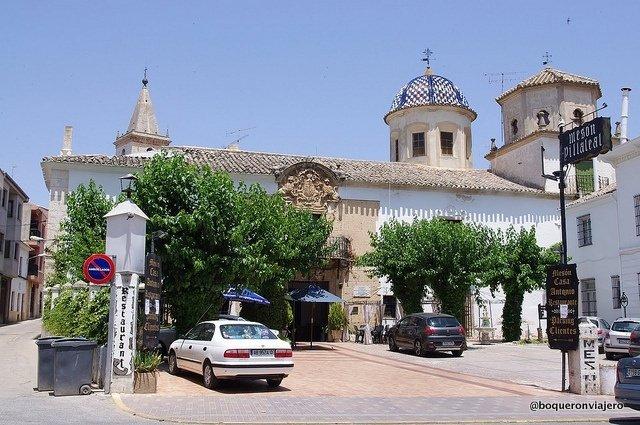 Exterior Casa Antonio en la Roda de Albacete