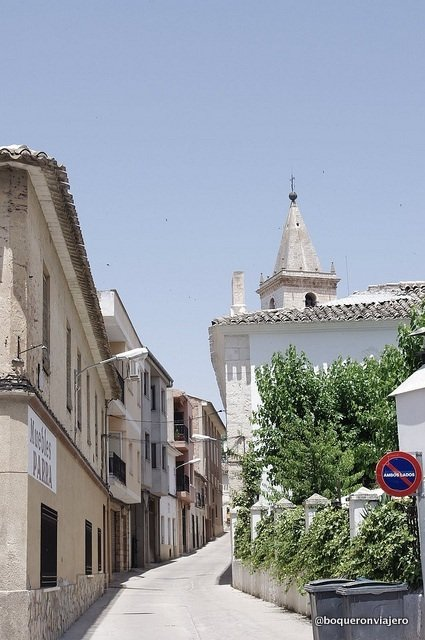 Streets of La Roda de Albacete