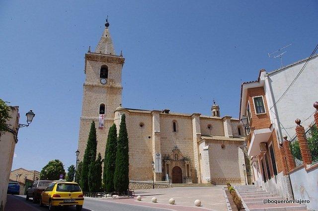 Iglesia San Salvador en La Roda de Albacete