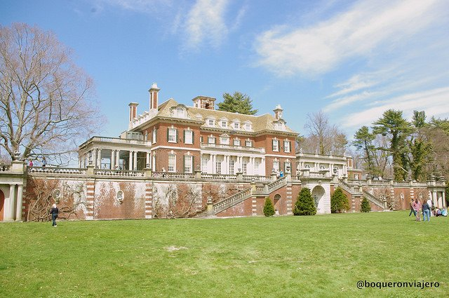 Casa de Old Westbury Gardens, Long Island
