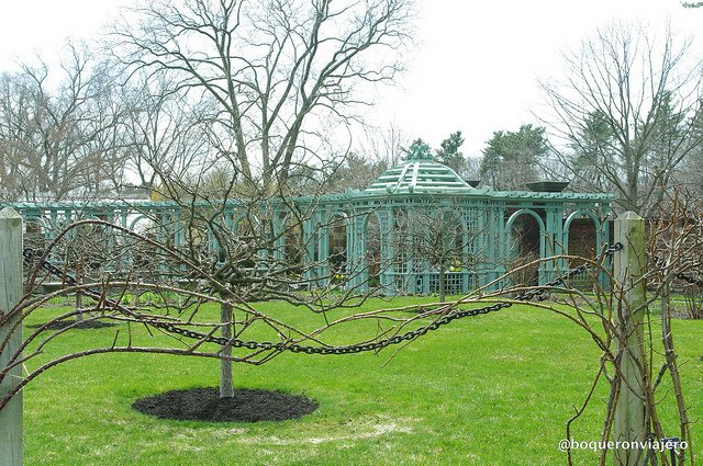 Old Westbury Gardens, a place straight from the movies