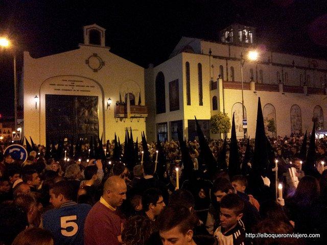 La Esperanza de Málaga en Semana Santa