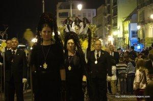 Madrinas de Semana Santa