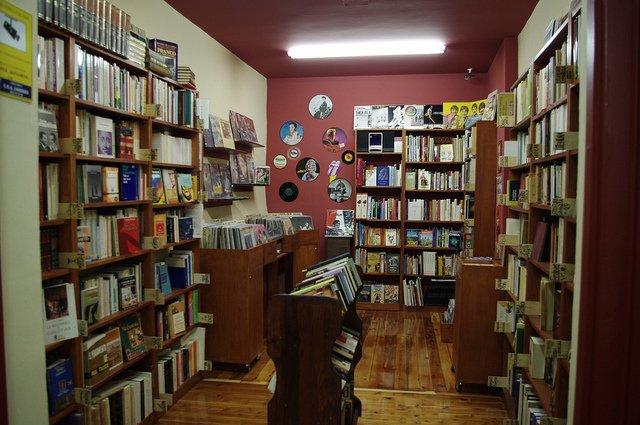 Librería la Galatea Salamanca