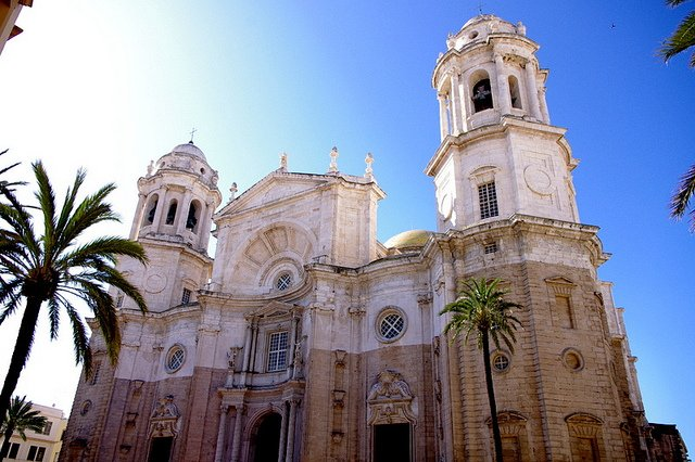 Cathedral, one of the things to do in Cadiz