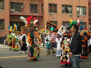 Cinco de Mayo Parade in New York