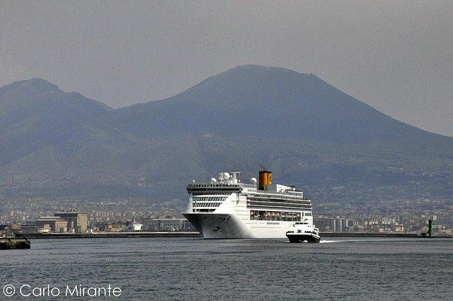 Crucero por Nápoles