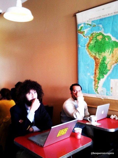 Gorilla Coffee, Park Slope