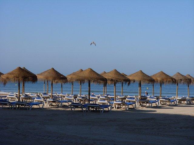 Playa Victoria, Cadiz