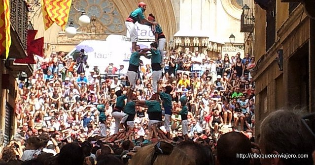 Concurso de Castells de Tarragona