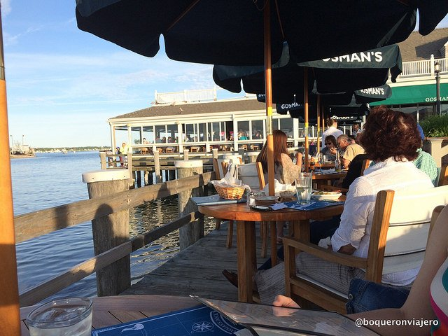 Gosman's Restaurant, Montauk