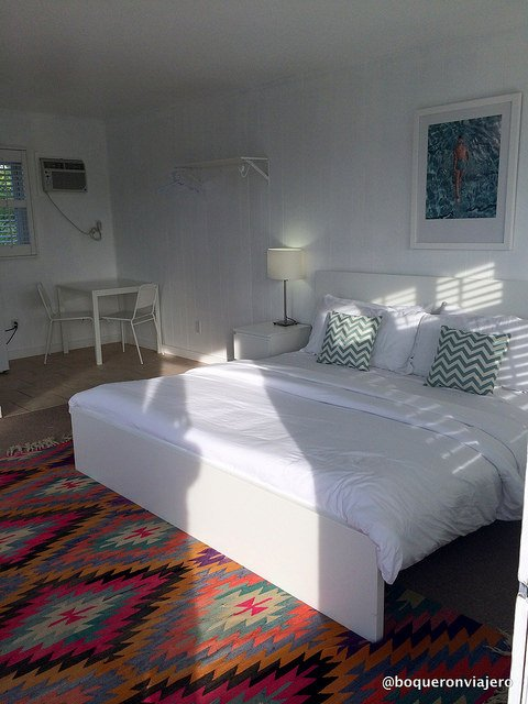 The rooms in Haven Montauk