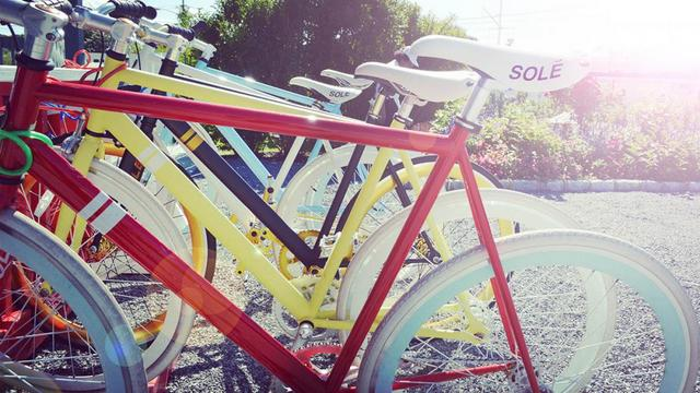Bicycles to rent in Haven Montauk