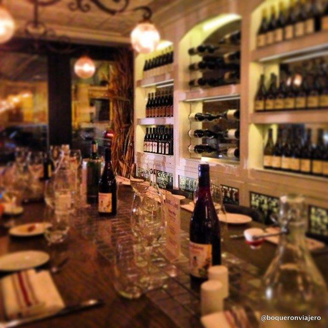 Winebar at Barawine Harlem Restaurant
