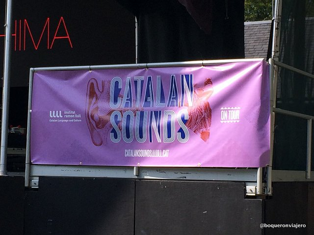 Catalan Sounds in the Central Park SummerStage