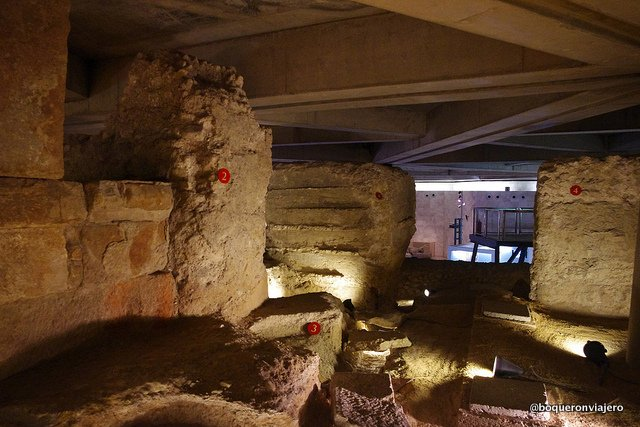 Foro Romano de Caesaraugusta, Zaragoza