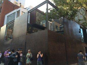 Art gallery in Chelsea