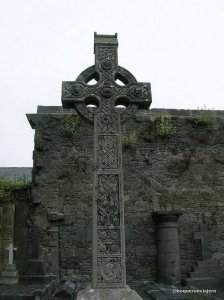 Cross in Limerick