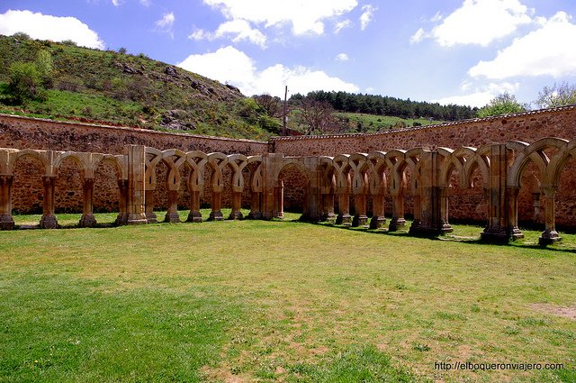 Monastery of San Juan de Duero, Soria
