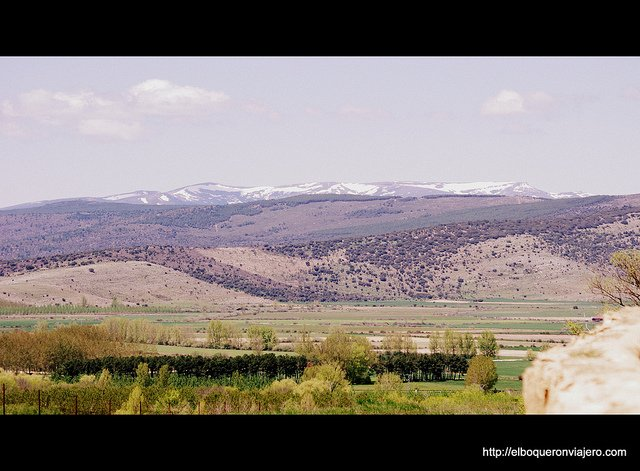 Landscape of Soria
