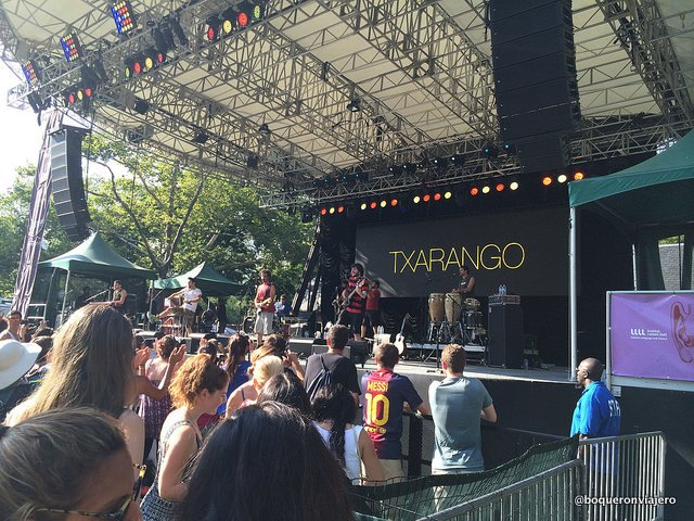 SummerStage New York, free concerts in the 5 boroughs