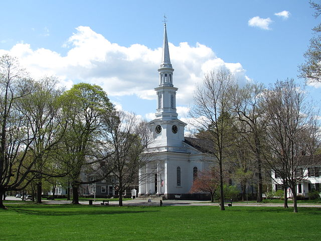 First Parish, Lexington MA