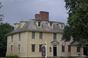 Buckman Tavern, Lexington MA