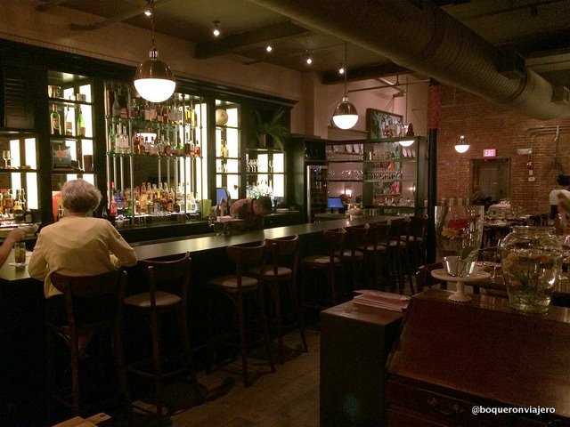 Comedor de Restaurante Bondir Concord