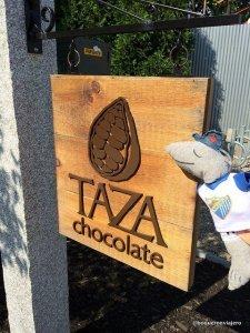 Rusko en Taza Chocolate, Somerville MA