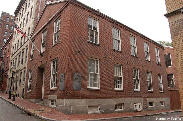 Abiel Smith School, Boston