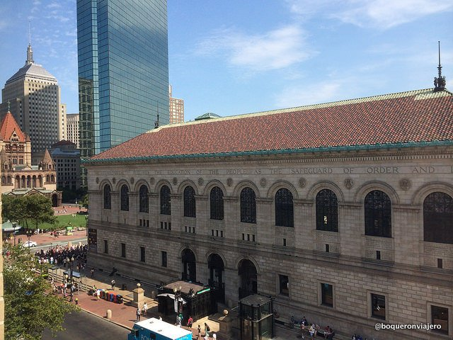 National Public Library, Boston