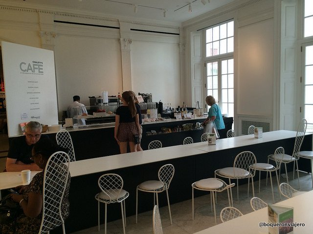 Cafeteria at The Museum of the City of NY