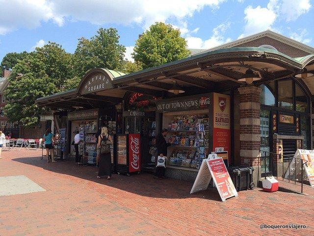 The Kiosk in Cambridge, MA
