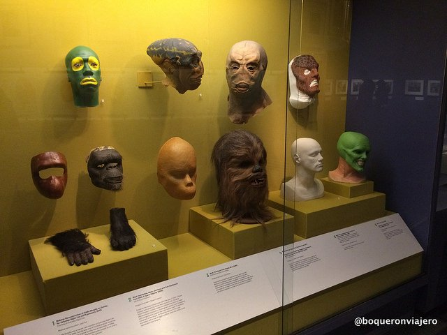 The Museum of the Moving Image in Queens, NY, for movie lovers