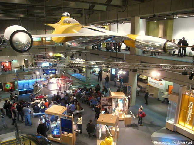 Museo de Ciencias, Boston