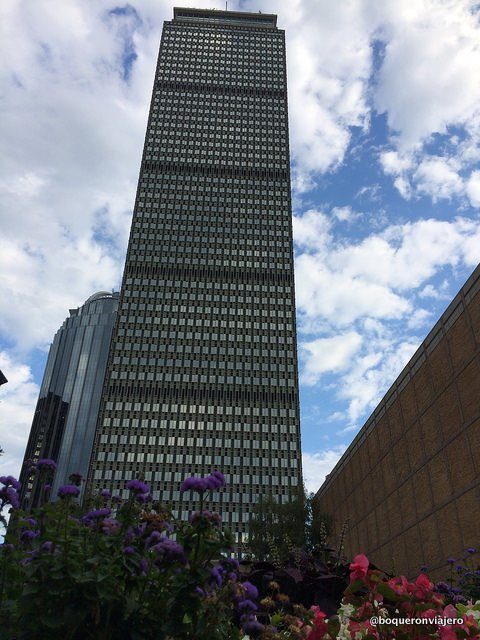 Prudential Tower en Boston